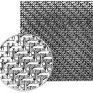 Саржевая сетка 12Х18Н10Т, С24