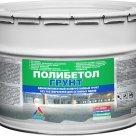 Полибетол-Грунт - полиуретановый грунт для бетонных полов (без растворителей), 10кг