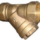 Фильтр магнитный латунь Y Ду20 пломб 3005 STC