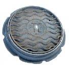 Люк чугун водопроводный В тяжелый m=100кг С250 ГОСТ 3634-99