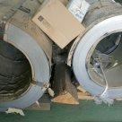 Рулон стальной AISI 430 х/к, No4 в бумаге
