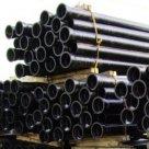 Труба чугунная ГОСТ 6942-98 канализационная
