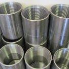 Муфта для труб НКТ 60,3 мм (наружный диаметр 73 мм) ГОСТ 633-80 группа прочности Д