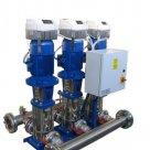 Автоматизированные установки повышения давления АУПД 2 MXH 203Е КР