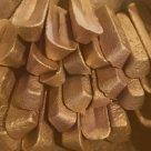 Чушка бронзовая бра10ж3, ГОСТ 614-97