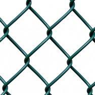 Сетка плетеная с полимерным покрытием ПНД, зеленый, - Череповец