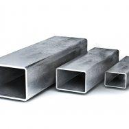 Труба профильная сталь 09Г2С
