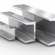 Швеллер алюминиевый сплав АД31