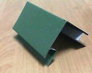 Угол сложный наружный, UNO-3 Бревно, полиэстер, длина до 2 м