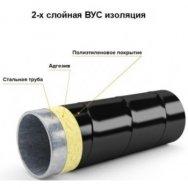 Антикоррозийная изоляция трубы ТУ 1390-002-79580093-2006 для строительства газопроводов, двухслойное покрытие 2ВУ