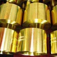 Лента латунная Л63М, ГОСТ 2208-2007