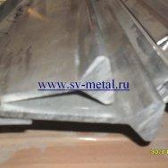Алюминиевые профильные дорожки АД31Т1, L=2700