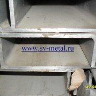 Швеллер алюминиевый АМг5, L=6000