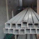 Труба алюминиевая профильная 50х30х2 мм L=3-6м АД31Т1 в Тюмени