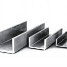 Швеллер гнутый оцинкованный, нержавеющий сталь 12х18н10т, 08х18н10, 08х17т, AISI304, AISI321, AISI 439, дл 9-12м в Челябинске