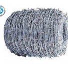 Колючее ограждение ЕГОЗА СББ, оцинкованное, 50 витков, 3 ряда, длина 8-10 м, вес 6.4 кг в Нижнем Новгороде