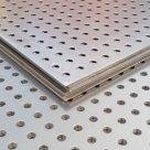 Лист алюминиевый перфорированный Qg 10,0-12,0 в России