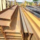 Балка двутавровая ст.3пс5 L=12м ГОСТ 26020-83 стальная в Москве