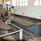 Гильотинная рубка металла в России