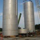Резервуары вертикальные стальные РВС в России