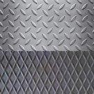 Лист рифленый стальной ст.3ПС5 в Москве