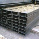 Швеллер гнутый 120х50х7х9 8П с параллельными гранями полок
