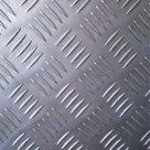 Лист рифленый оцинкованный 3х1500х6000мм ромб ГОСТ 8568-77 в России