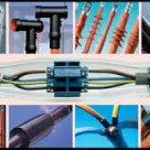 Концевые муфты для экранированных одножильных кабелей Raychem в России