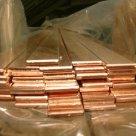 Полоса бронзовая ГОСТ 1761-92 БрОФ6,5-0,15 (СuSn6) в Вологде
