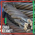 Канат стальной ГОСТ 3071 двойной свивки типа ТК в России