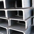 Швеллер стальной П, сталь 3сп, 3пс, L=11,7м, ГОСТ 8240-89, 8240-97 в Екатеринбурге