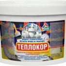 Теплокор - жидкая теплоизоляция металла в Омске
