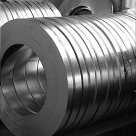 Лента стальная - упаковочная пружинная штамповальная оцинкованная в Самаре