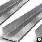 Уголок неравнополочный сталь 09г2с