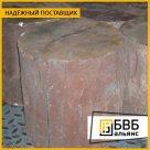 Поковка медная круглая 425 мм М1 (SF-CU) ОСТ 92-0953-74 в Тольятти