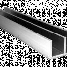 Профиль ш-образный алюминиевый 266 в Москве