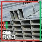 Труба профильная стальная ГОСТ 8645 прямоугольная в Воронеже