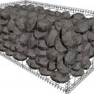 Пергон оцинкованный (в комплекте петличный швеллер), (2,0х0,2х3,0 м) в России