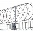 Кронштейн для монтажа барьеров безопасности 900 мм в Екатеринбурге