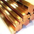 Шестигранник бронзовый БрКМц3-1, ТУ 48-21-60-80 в России