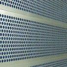 Лист перфорированный Rv 2,0-3,5 1х1250х2500 мм стальной в России