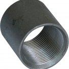 Муфта стальная прямая оцинкованная ГОСТ 8966-75 в России