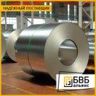 Рулон нержавеющий 1,5 мм AISI 409 EN 10088-2 в Тольятти