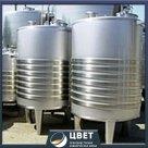 Производство резервуаров для ликероводочной промышленности в Екатеринбурге