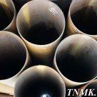 Труба бесшовная 76х8 мм ст. 09Г2С ГОСТ 8732-78 в Екатеринбурге