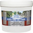 Акваметаллик - антикоррозионная грунт-эмаль по металлу на водной основе в Самаре
