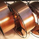 Провод медный токопроводящий, силовой, контактный ГОСТ 2584-86, 22483-77 в Краснодаре