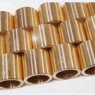 Втулка бронзовая 100х65 БрАЖМц10-3-1,5