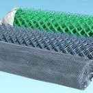 Сетка рабица рулон 1,5х10 м (черная) в Нижнем Тагиле