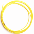 Канал направляющий тефлон. (ф 1,2-1,6 мм, 3,0 м, желтый), Трафимет в Краснодаре
